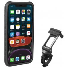 Бокс с креплением Topeak RideCase iPhone 11 (TT9862BG)