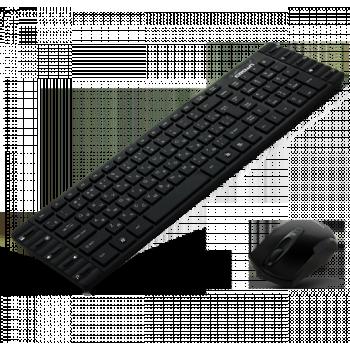 Беспроводной набор клавиатура и мышь Crown CMMK-951