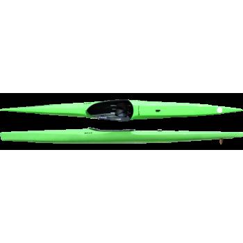 Байдарка спортивная одиночка Nelo K1 Quattro SСS