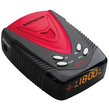 Радар-детектор Mongoose GPS-1000