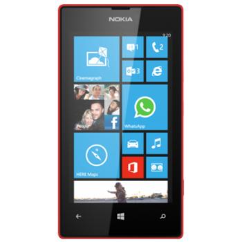 Смартфон NOKIA LUMIA 520 Red (EUROTEST)