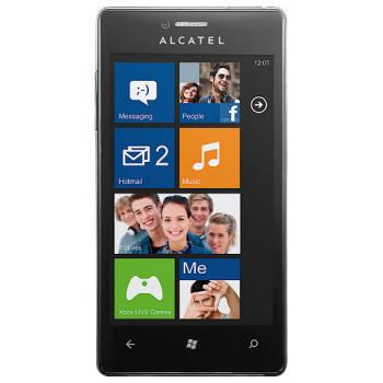 Сотовый телефон ALCATEL ONE TOUCH 5040X Orange