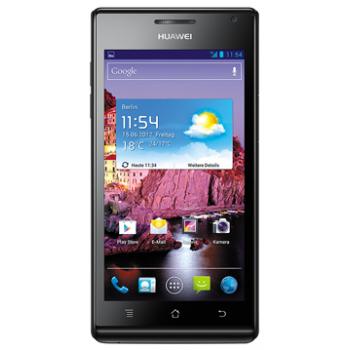 Сотовый телефон HUAWEI ASCEND P1 XL U9200E Black