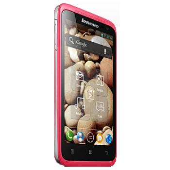 Сотовый телефон LENOVO IDEAPHONE S720 Pink