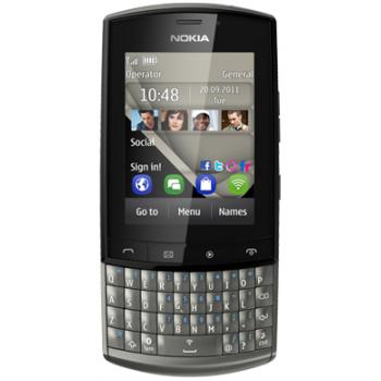 Сотовый телефон NOKIA ASHA 303 Grey