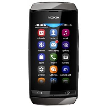 Сотовый телефон NOKIA ASHA 305 Dark Grey