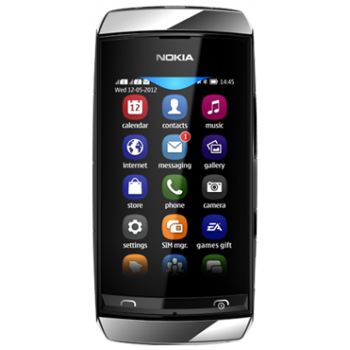 Сотовый телефон NOKIA ASHA 305 Silver