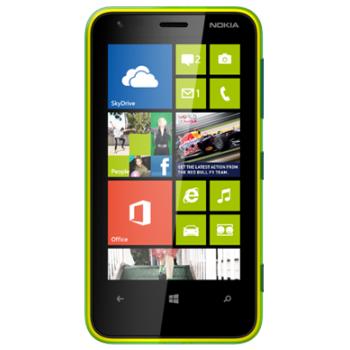 Сотовый телефон NOKIA LUMIA 620 Green