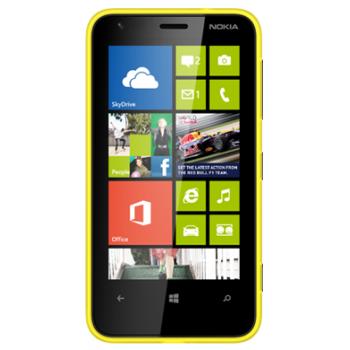 Сотовый телефон NOKIA LUMIA 620 Yellow (EUROTEST)