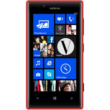 Сотовый телефон NOKIA LUMIA 720 Red