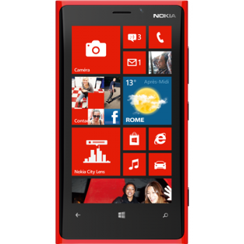 Сотовый телефон LUMIA 920.1 Red
