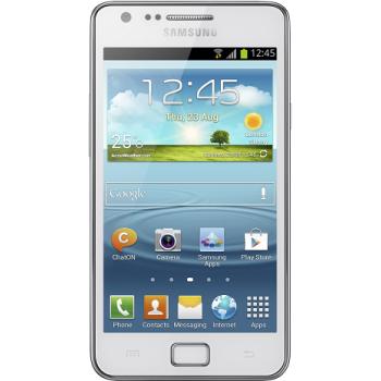 Сотовый телефон GALAXY S II PlUS I9105 White (EUROTEST)