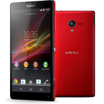 Сотовый телефон SONY XPERIA ZL Red