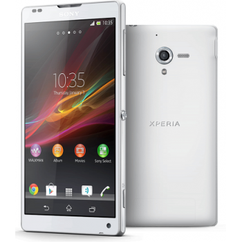 Сотовый телефон SONY XPERIA ZL White