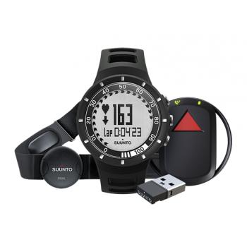 Часы Suunto Quest GPS Pack (HR) Black