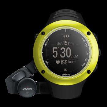 Часы Suunto Ambit 2S (HR) Lime