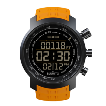 Спортивные часы Suunto Elementum Terra Amber Rubber