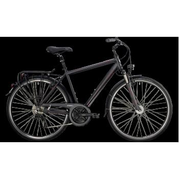 Велосипед туристический BERGAMONT SPONSOR GENT (2014) GREY / RED / BLACK (MATT)