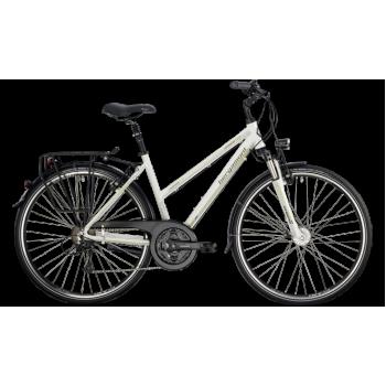 Велосипед туристический BERGAMONT SPONSOR TOUR SUSP. LADY C1 (2014) WHITE / LIME / GREY (MATT)