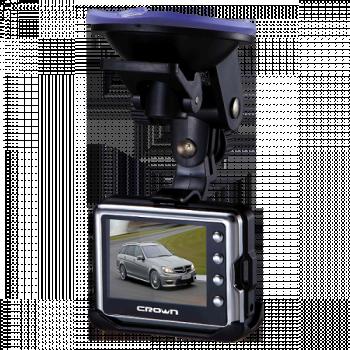 Автомобильный видеорегистратор Crown CMCD-5050