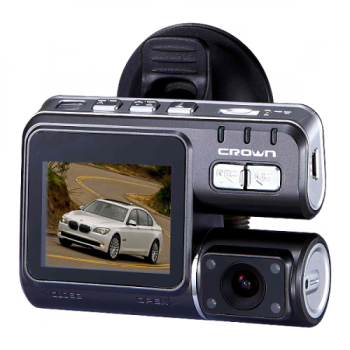 Автомобильный видеорегистратор Crown CMCD-5410