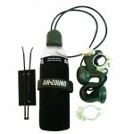 Пневматический сигнал Ecoblast Bike Horn - Air Zound XL (SAM AZ3)